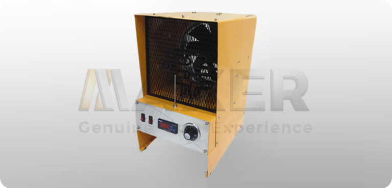 Foto Electric Fan Heater MAXER EFS
