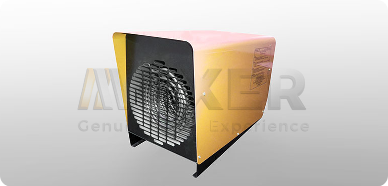 Foto Electric Fan Heater MAXER EFH