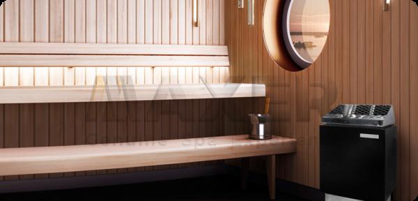 Tungku Sauna MAXER MSP Ruang Sauna