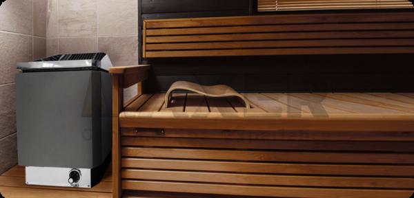 Tungku Sauna MAXER MSH Ruang Sauna