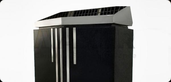 Tungku Sauna MAXER MSP Premium Stainless Steel
